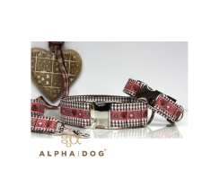 Halsband Mountain View red