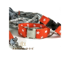 Hundehalsband  Seven Stars  Orange