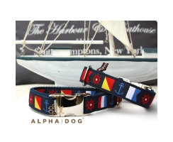 Halsband  Nautical Flags